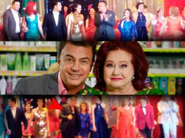 Adrian Enache, singurul artist de la Teatrul de Revista care a purtat doliu pe scena dupa Stela Popescu si Cristina Stamate! Vezi cum s-a imbracat cantaretul!