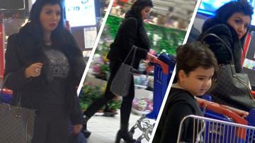 Adriana Bahmuteanu, shopping cu copiii la mall. Ce mama grijulie e Bahmu! VIDEO!