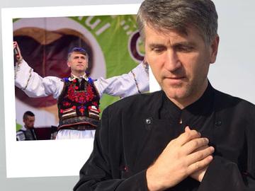 Cristian Pomohaci a dat teapa la un concert in Piata Amzei din Bucuresti!