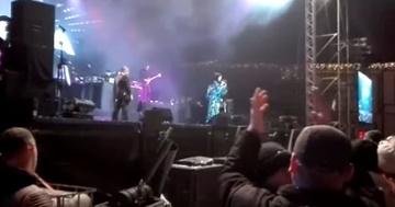 Inna, moment jenant pe scenă, la Sibiu! Ce le-a mărturisit oamenilor care au venit să o vadă