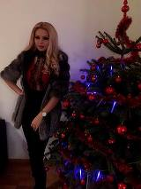 Beyonce de Romania, fericita de Revelion! Vezi cu cine a petrecut Madalina in lipsa lui Nicolae Guta! FOTO