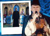 """Cristian Pomohaci se considera in continuare preot! Desi a fost caterisit, cantaretul de muzica populara trimite mesaje religioase enoriasilor si se semneaza """"pr. C. Pomohaci""""!"""