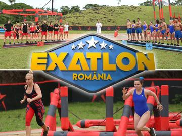 """Exatlon"" a pozitionat Kanal D pe locul doi in topul audientelor, pe doua targeturi – National si All Urban"