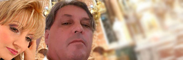 Cornel Gales a amenajat o capela in casa pentru Ileana Ciuculete! Vaduvul a fost acuzat ca si-a refacut viata cu blonda Vivi EXCLUSIV