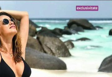 Andreea Raicu a spus adevarul: Nu s-a intalnit in Seychelles cu Laura Cosoi, asa cum s-a scris!