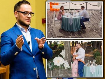 Cum si-a rasfatat sotia afaceristul roman care si-a vandut compania cu 500 de milioane de dolari la facebook! Sergiu Biris a inchiriat un ponton si...