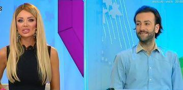 """Bianca Dragusanu l-a certat pe Mihail in direct: """"Dintre noi doi, eu sunt cea care..."""""""