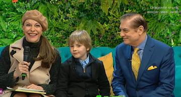 """Fiul Printului Paul a implinit opt ani! """"Cand o sa ma fac mare, vreau sa..."""""""