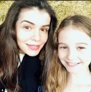 """Monica Gabor, mesaj emoţionant pentru fiica ei, Irina: """"Mi-ai schimbat viaţa pentru totdeauna..."""""""