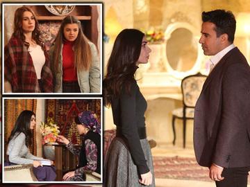 """Ali sufera din gelozie! In aceasta seara, de la ora 20.00, in serialul """"Dragoste si ura"""", doar la Kanal D"""