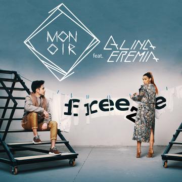 Monoir si Alina Eremia, cuplu surpriza in lumea muzicala! Cum au ajuns cei doi artisti sa fie impreuna pe scena