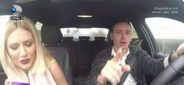 """S-a dezbracat in masina, cand toate camerele erau pe ea! """"Te rog eu, nu filma"""""""