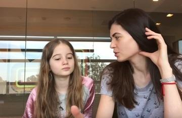 Monica Gabor si-a intrebat fiica daca a fumat! Ce raspuns a dat Irinuca