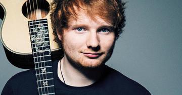 Ed Sheeran s-a logodit! Cum arata aleasa inimii lui?