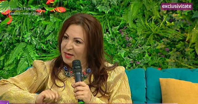 Jeni Nicolau a incremenit: O femeie necunoscuta a intrat in casa ei, s-a asezat la masa si a inceput sa manance parizer! Povestea e fabuloasa
