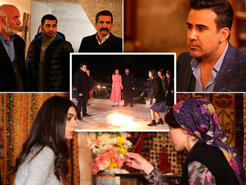 "Safiye afla de infidelitatea lui Cemal, azi, in ""Dragoste si ura"", de la 20.00, la Kanal D"