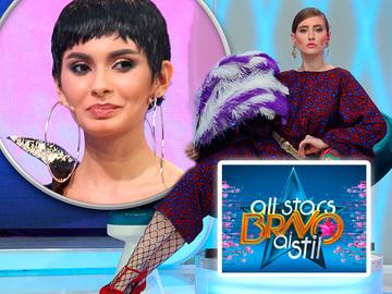 "La ""Bravo, ai stil! All Stars"", Marisa, luata in vizor de Iulia Albu: ""Esti intr-o zona foarte ieftina si foarte vulgara, din nou!"""