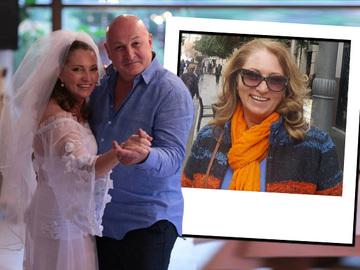 Ce facea sotia lui Bebe Cotimanis in timp ce acesta era surprins langa alta femeie FOTO