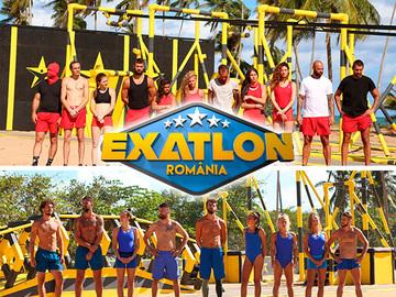 Adevarul despre varstele concurentilor de la Exatlon! Cine e cel mai varstnic concurent si cati ani are
