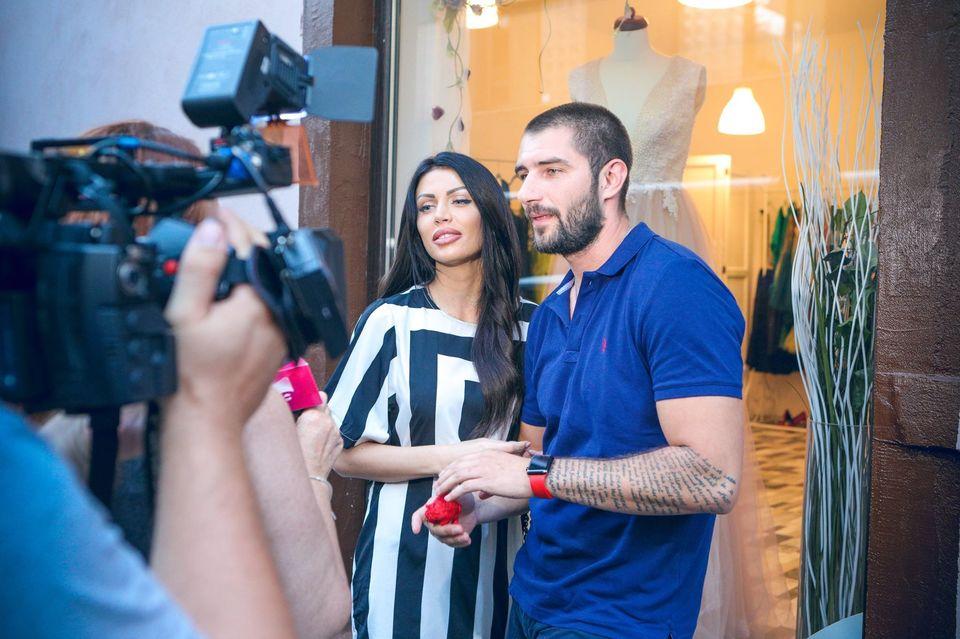 """Ce a postat iubita lui Catalin Cazacu, dupa ce a vazut imaginile cu el si Claudia Pavel: """"Pacat ca... """""""