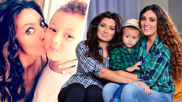 """Claudia Cream de la Exatlon si-a lasat fiul cu a doua mama. A marturisit ca Noah ii spune """"mama"""" si surorii ei, Paula"""