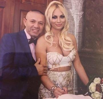 Nici nu a divortat de Nicolae Guta, ca si-a gasit un nou barbat. Pe cine a pus mana blondina Cristina? Manelistul va turba cand ii va auzi numele