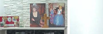 """Cornel Gales a aratat altarul amenajat acasa pentru Ileana Ciuculete! """"Daca le raspandeam se crea o stare de plangere continua a sufletului"""""""