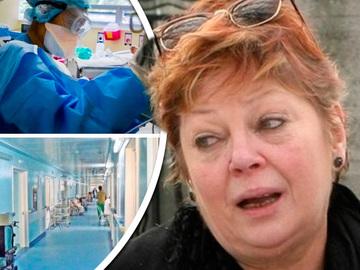 Anca Pandrea, internata de urgenta in spital! Ultima ora! Gripa care a ucis pana acum 16 persoane continua sa faca ravagii EXCLUSIV