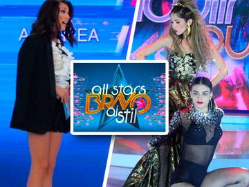 """Ilinca Vandici a facut un anunt surprinzator,  la Gala """"Moulin Rouge, Bravo, ai stil! All stars!"""", de la Kanal D!"""
