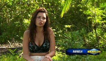 "Rafaela a fost eliminata acum trei saptamani de la Exatlon, dar abia acum a povestit ce se intampla in fiecare seara pe terasa casei in care statea echipa Razboinicilor: ""Ne strangeam toti si..."""