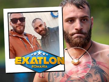 Lupu de la Exatlon - secretul talismanului de la gatul lui! Dezvaluirea, facuta chiar de fratele lui, Zapp EXCLUSIV