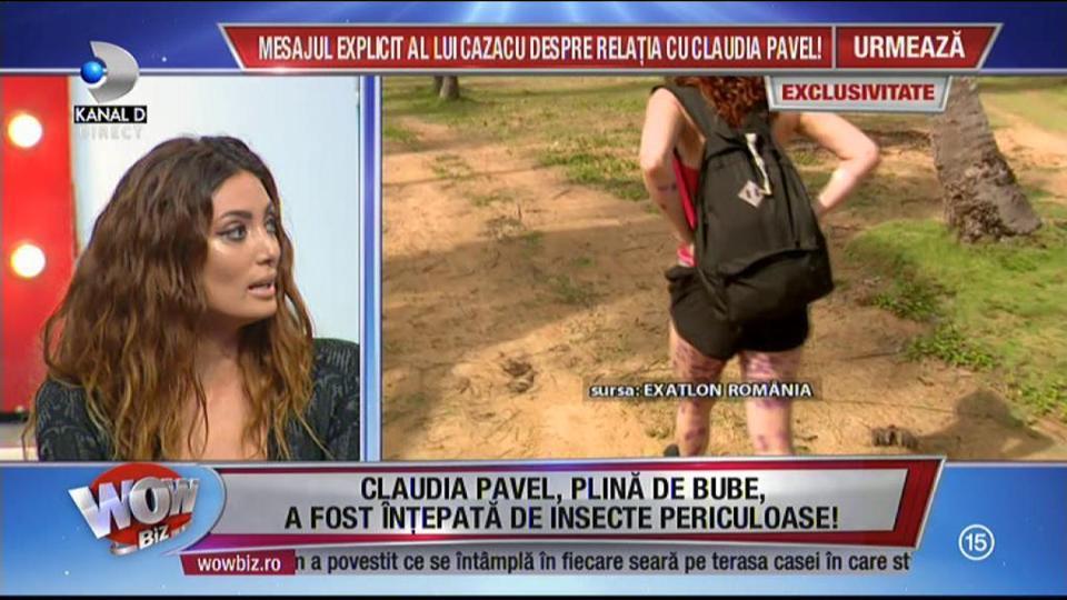 """Claudia Pavel, despre """"trădarea"""" Ancăi Surdu şi a Dianei Bulimar: """"Nu sunt o femeie rea. Nu am simţit să fac asta..."""""""