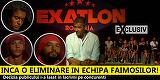 EXATLON 13 februarie! Inca o eliminare in echipa FAIMOSILOR! Decizia publicului i-a lasat in lacrimi pe concurenti