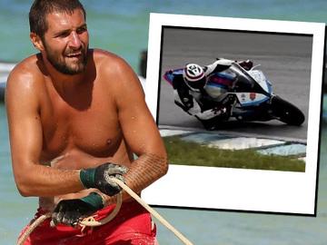 Accident ingrozitor pentru Catalin Cazacu de la Exatlon! Concurentul a cazut cu motocicleta la 200 km/h | DEZVALUIRI
