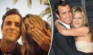 Jennifer Aniston si Justin Theroux se despart dupa mai putin de trei ani de casnicie