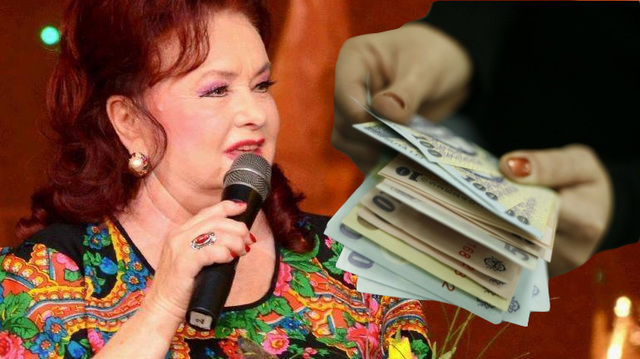 Ce salariu avea Stela Popescu! Intr-un turneu de doua saptamani in America, actrita a castigat cat in doi ani in Romania!