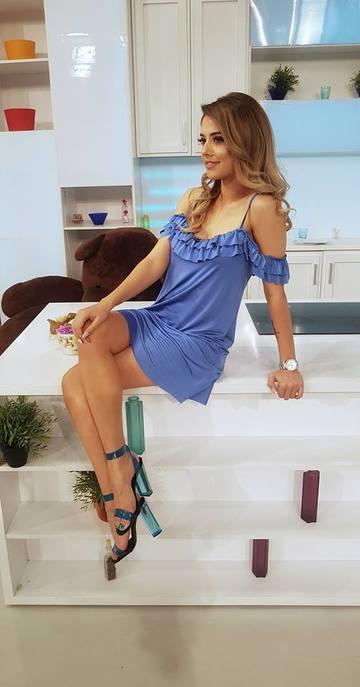 Roxana Niculae, reactie neasteptata dupa ce a fost prinsa sarutandu-se cu Liviu Varciu