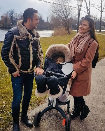 """Madalin Ionescu, """"taxat"""" pentru ca si-a pozat sotia alaptand! Ce replica a dat vedeta"""