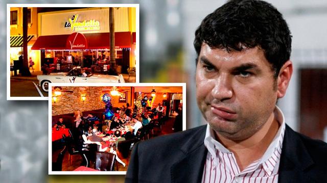 """Scandal la restaurantul din Miami al lui Cristi Borcea! Chelnerii ii ignora pe clientii straini: """"Daca nu esti roman nu vei fi tratat cum se cuvine!"""""""