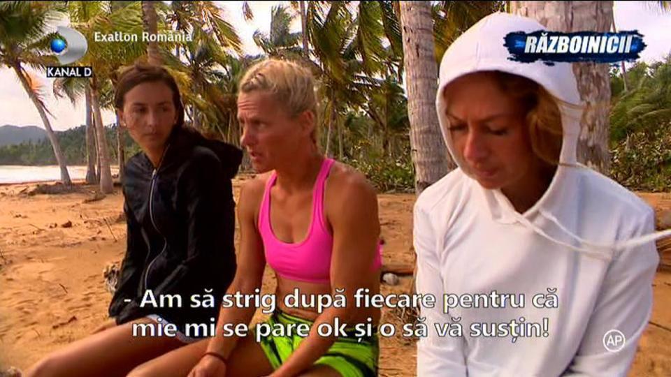 """Exatlon 20 februarie. Alina a izbucnit si a facut-o praf pe Anca: """"Are probleme psihice, e nebuna. Nimeni sa nu mai vorbeasca cu ea de acum"""""""