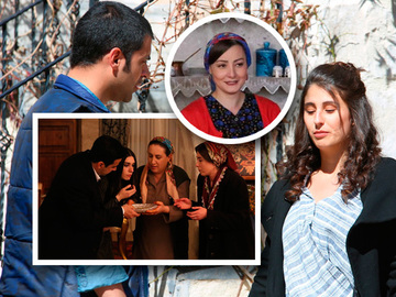 "In ""Dragoste si ura"": Safiye isi banuieste sotul de infidelitate! Azi, de la 20.00, la Kanal D"