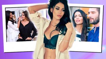 Ce a facut fosta iubita a lui Cazacu de la Exatlon, cu primii bani castigati din modeling si make-up VIDEO