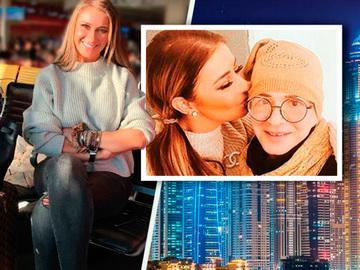 Anamaria Prodan a plecat la Dubai! Vezi Ce se intampla in aceste momente cu mama ei!