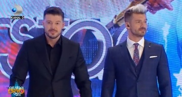 """Schimb de replici dure intre Victor Slav si Silvia de la """"Bravo, ai stil! All Stars""""! Ce l-a enervat pe moderatorul TV"""