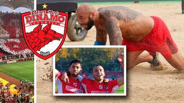 """Giani Kirita de la Exatlon vrea sa fie antrenor la Dinamo. Aceasta este dorinta arzatoare a fostului """"caine rosu"""". """"As fi dur, dar corect"""""""