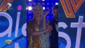 """E incredibil cum a aparut Iulia Albu in platoul """"Bravo, ai stil! All Stars!"""