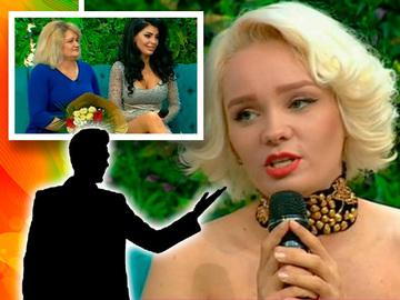 """Maria Constantin, sarbatorita la Teo Show! S-a pupat cu un barbat celebru: """"Iubirea vietii mele"""""""