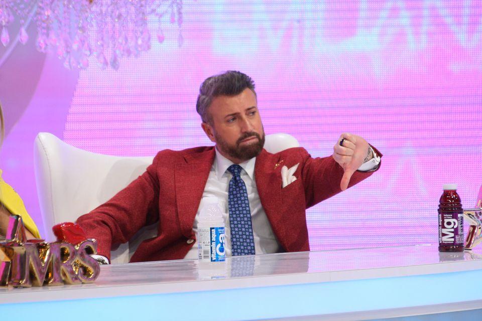 """Catalin Botezatu, mesaj catre Iuliana de la """"Bravo, ai stil! All Stars"""": """"Astazi esti doar frumoasa, dar nu ne intereseaza asta!"""""""