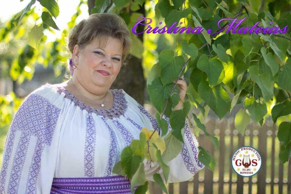 Povestea fabuloasa a cantaretei de muzica populara care a murit dupa ce a tusit o luna. Cristina Fulgusin Mateias si-a dat ultima suflare la spital! Fiica ei face declaratii cutremuratoare! Exclusiv!