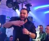 Cum isi face intrarea Florin Salam, mai nou, la petreceri? Imaginile care i-au lasat muti si pe cei mai mari fani ai manelistului